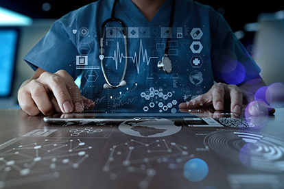 EHR the Holy Grail of Digital Health